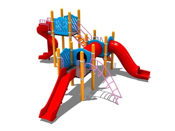 Klasik Çocuk Oyun Parkları