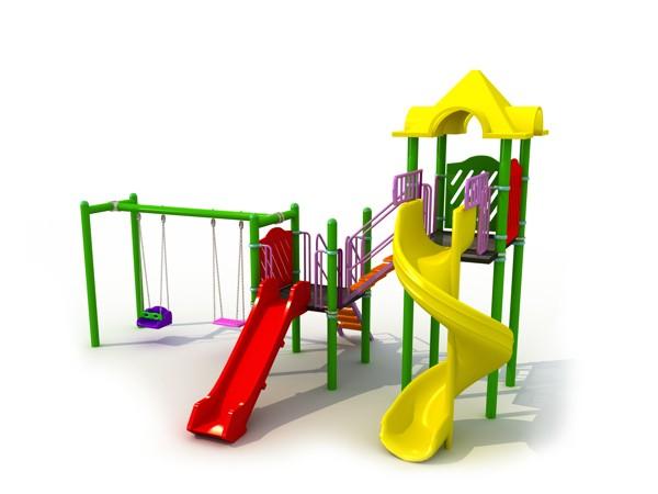 çocuk oyun parkı BOS-05n