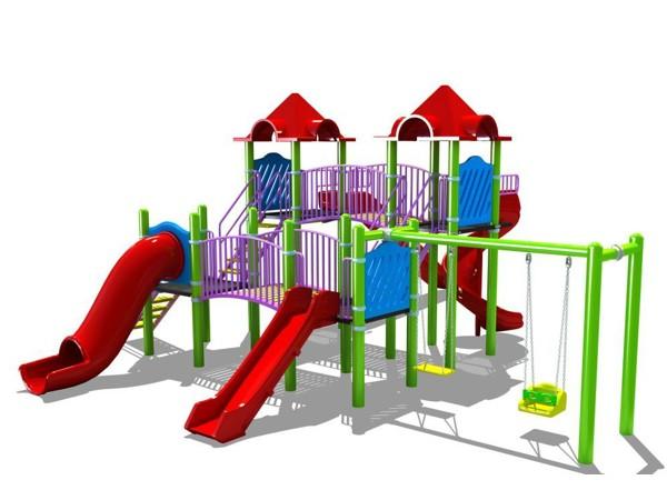 çocuk oyun parkı BOS-07n
