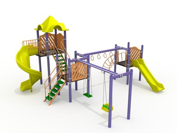 çocuk oyun parkı BOS-08n