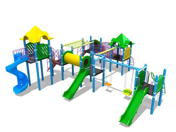 çocuk oyun parkı BOS-09N