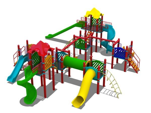 çocuk oyun parkı BOS-10N