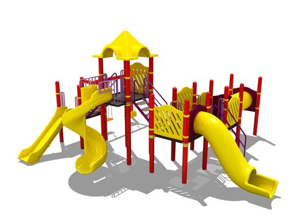 çocuk oyun parkı BOS-12N