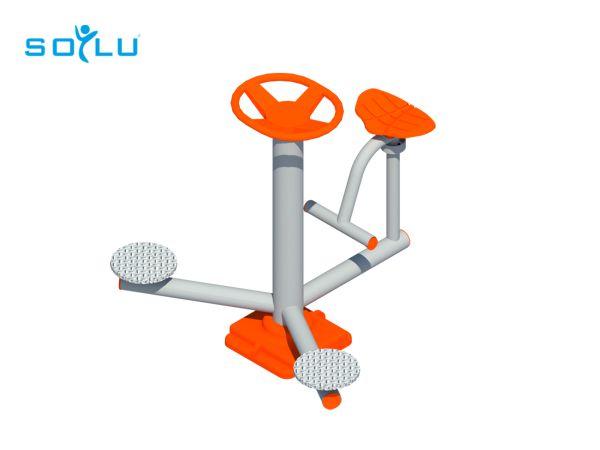 açık alan fitness aleti