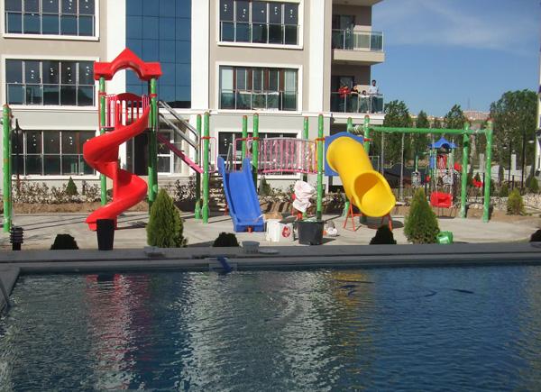 Çocuk Oyun Parkları