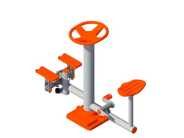 açık alan fitness aleti kapak