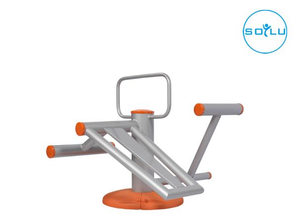 açık alan fitness mekik aleti