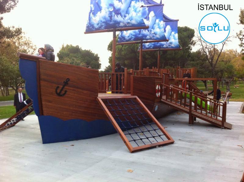 Ahşap Gemi / İstanbul
