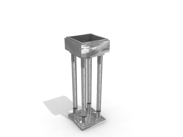 Özel Tasarım Çöp Kovası (OTC-05)