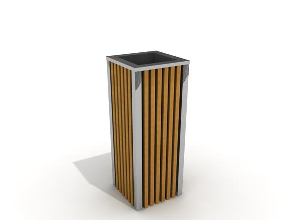 Özel Tasarım Çöp Kovası (OTC-08)