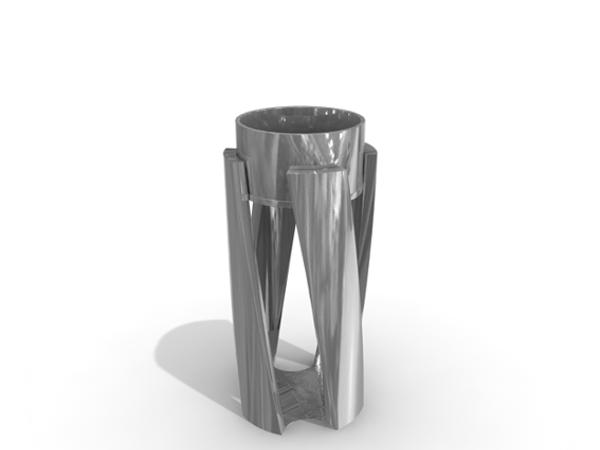 Özel Tasarım Çöp Kovası (OTC-09)