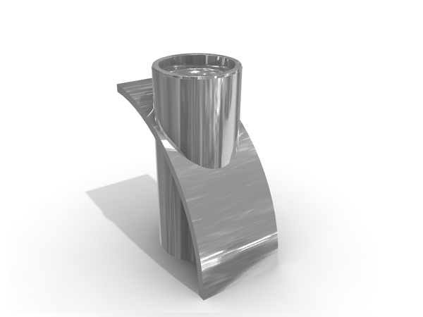 Özel Tasarım Çöp Kovası (OTC-17)