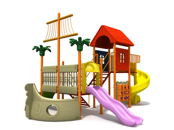 çocuk oyun parkı gemi BOS29