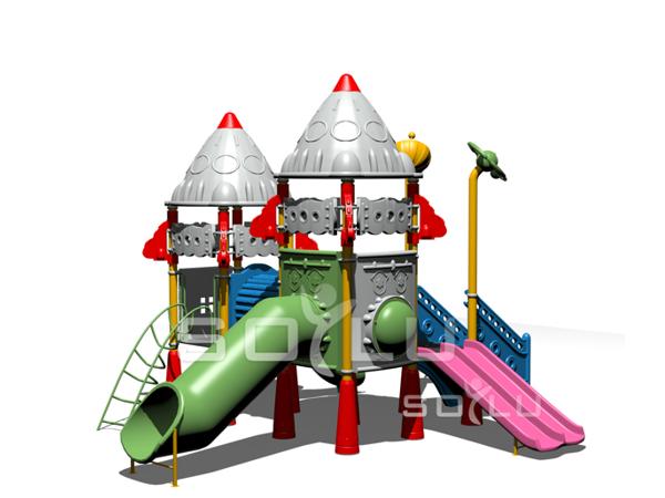 çocuk oyun parkı roket rkt03