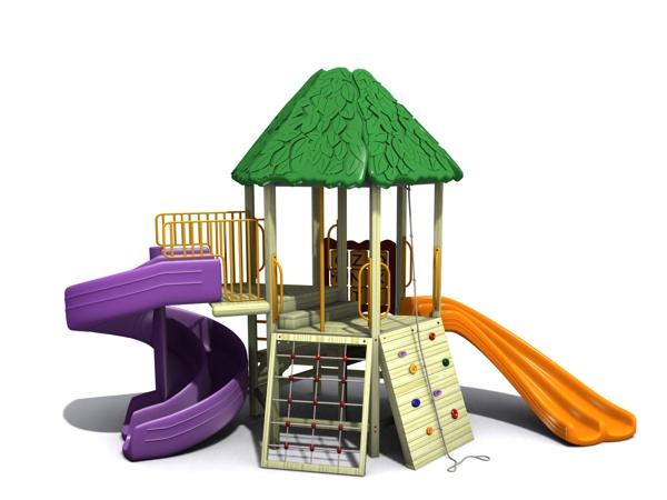 ahşap çocuk oyun parkı sg13n