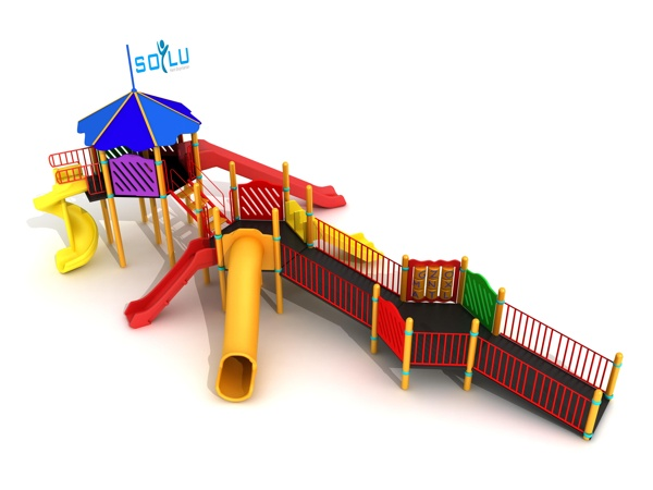 engelli çocuk oyun parkı bos 11n