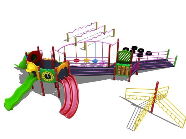 engelli çocuk oyun parkı bos 36n
