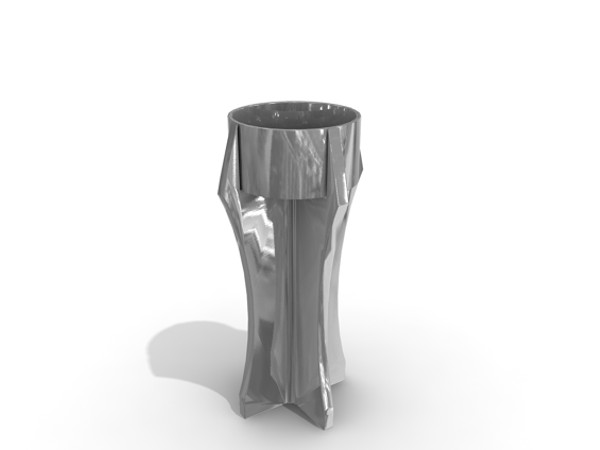 Özel Tasarım Çöp Kovası (OTC-01)