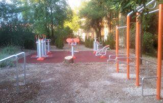 park fitness aletleri