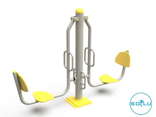 Bacak İtme ve Güçlendirme Aleti / EKS-06
