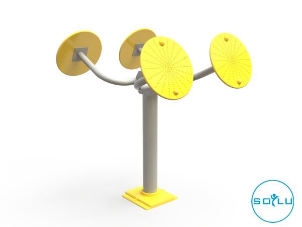 Kol ve Omuz Çalıştırma Aleti / EKS-05